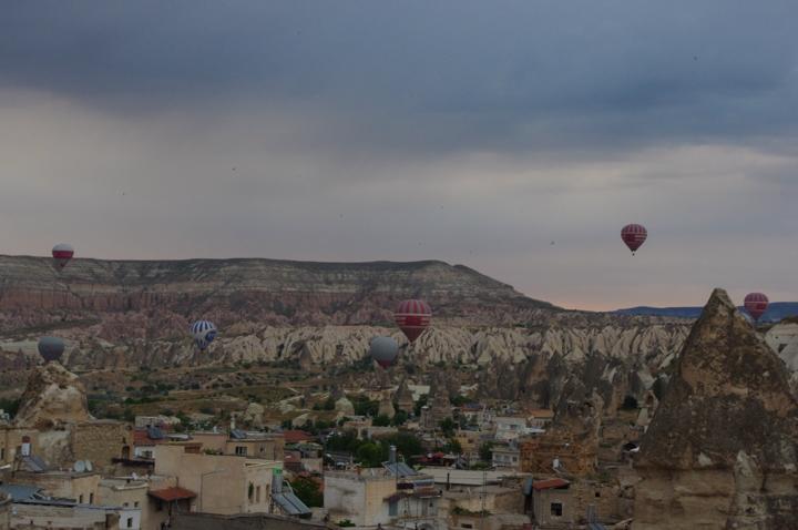 Turkey - Cappadocia -Goreme - hotel-5
