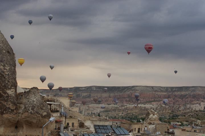 Turkey - Cappadocia -Goreme - hotel-8