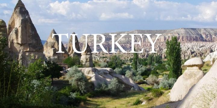 Turkey Road Trip blanc