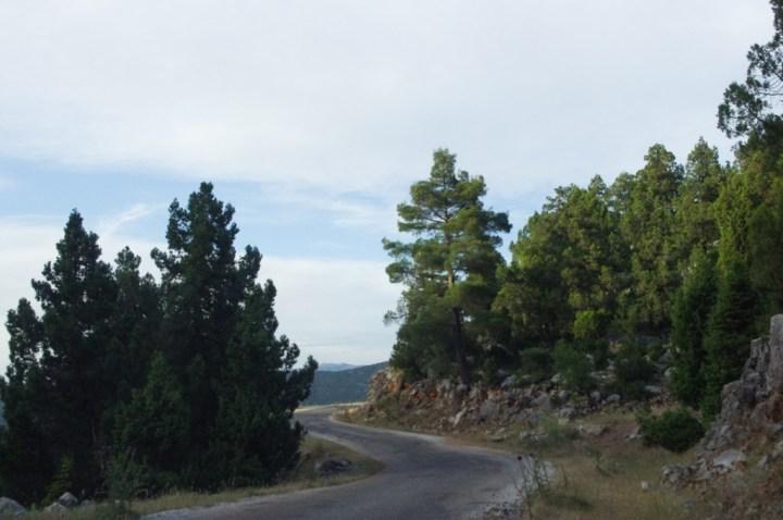 Turkey - road - Cappadocia_-14
