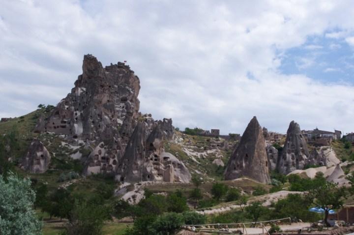Turkey - road - Cappadocia_-19