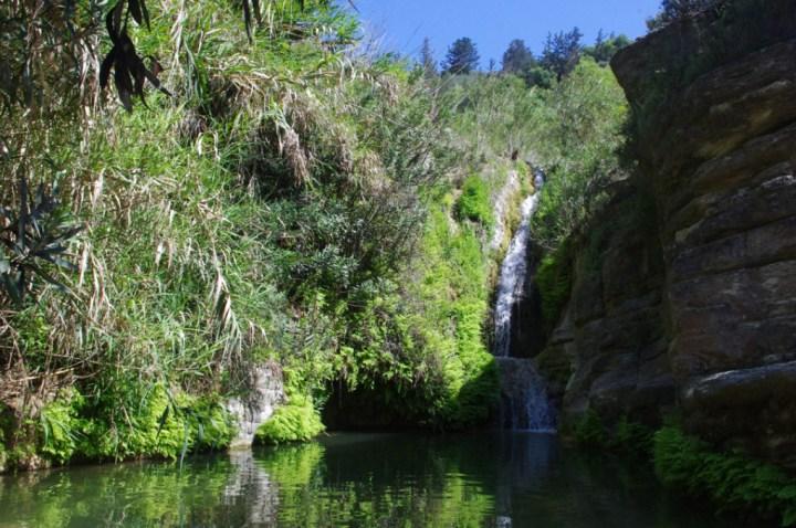 Adonis Baths - Cyprus - second pool