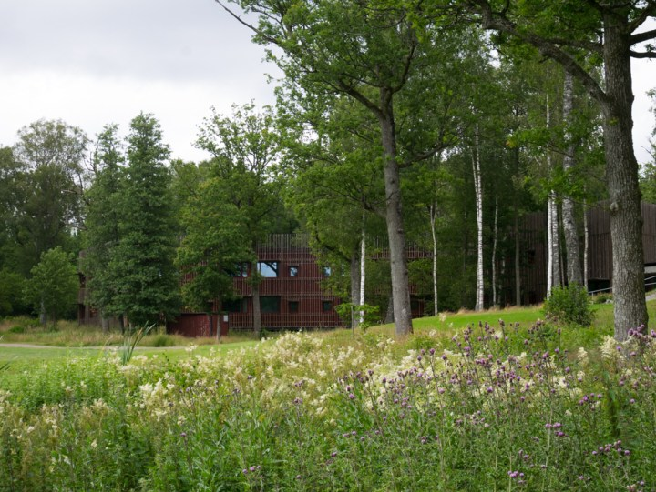 Hotel golf Oijared - Sweden - external view