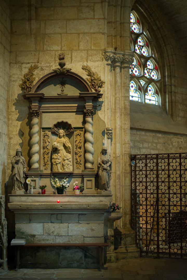 Altar - Notre Dame d'Avioth - Avioth - France-26