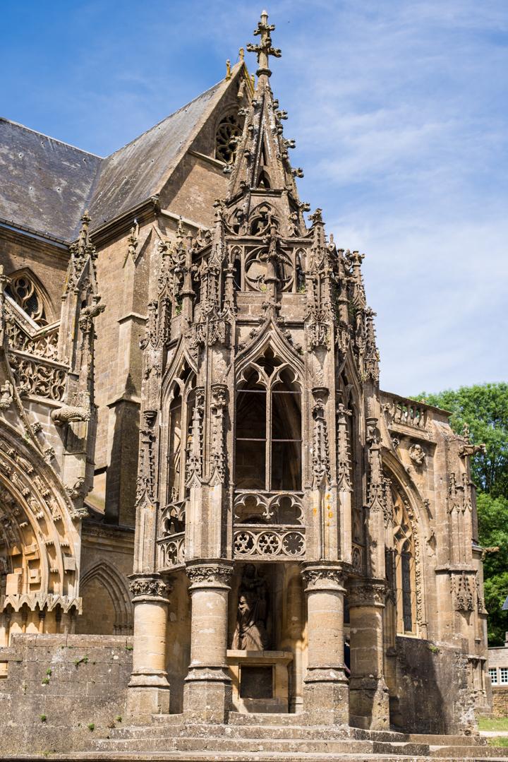 Recevresse - Notre Dame d'Avioth - Avioth - France