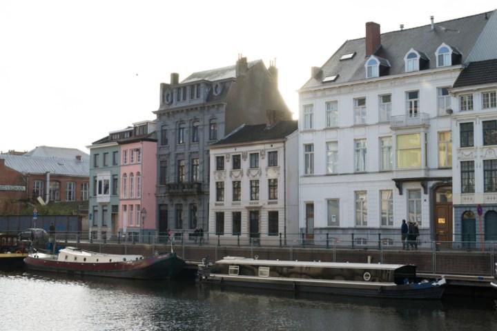 Canals - Ghent - Belgium