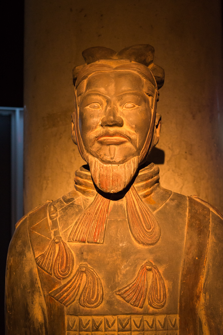 Terracotta Army of Xi'an - warrior