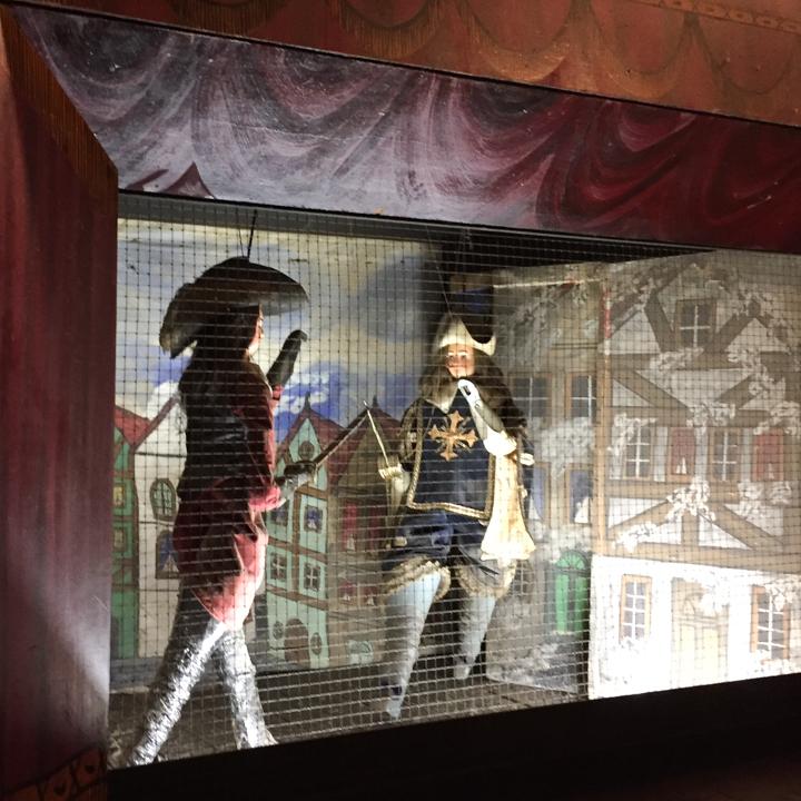 Toone Royal Theater - Brussels - Belgium