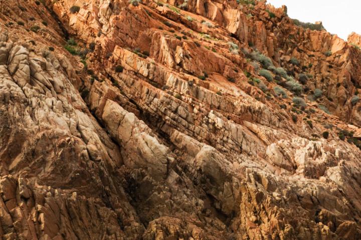 Scandola Nature Reserve in Corsica - Porto Golf cliff