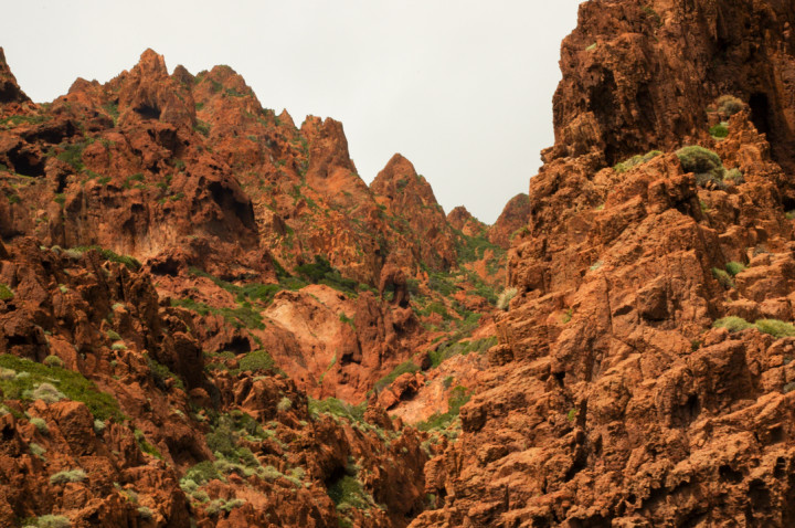 Scandola Nature Reserve in Corsica - UNESCO World Heritage