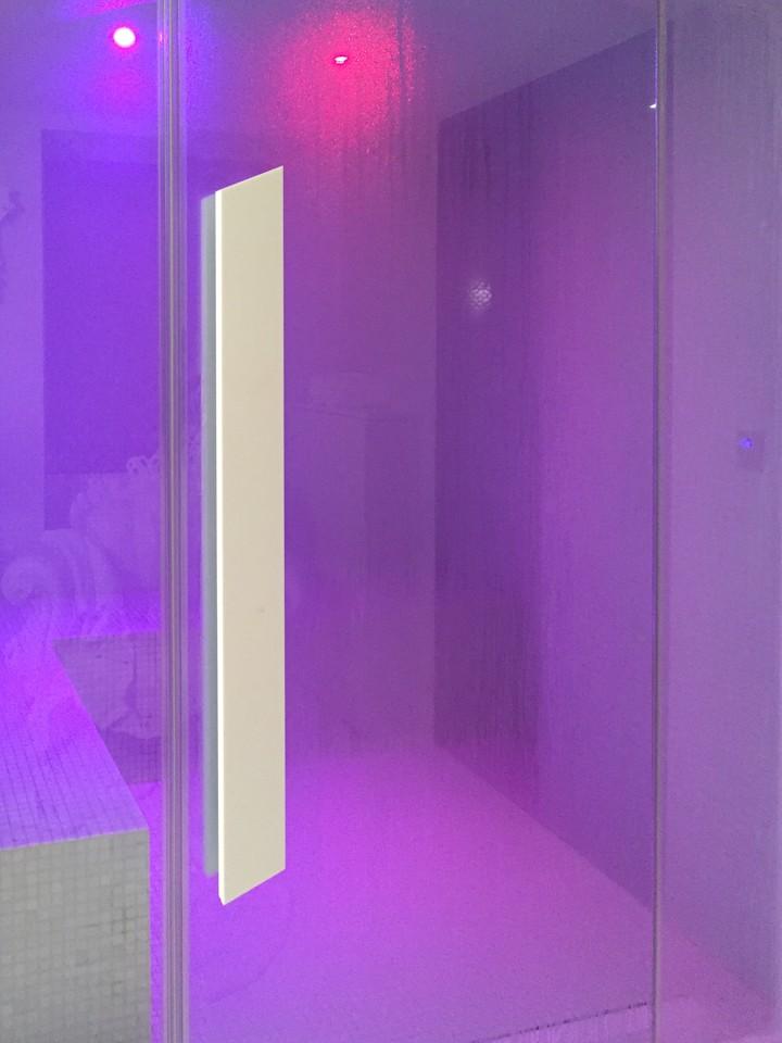 Sozo hotel - Nantes - France - steam room