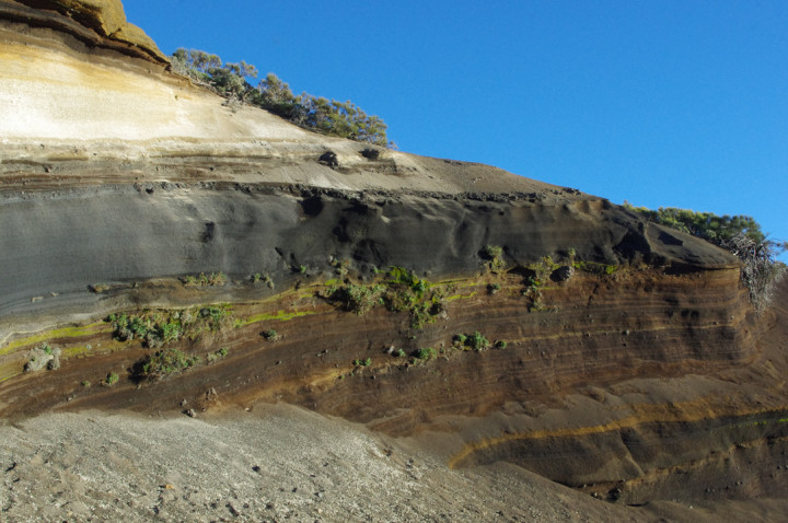 Tenerife - Spain - Mount Teide - Pico del Teide - National Park - strats