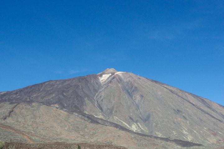 Tenerife - Spain - Mount Teide - Pico del Teide - National Park - volcano
