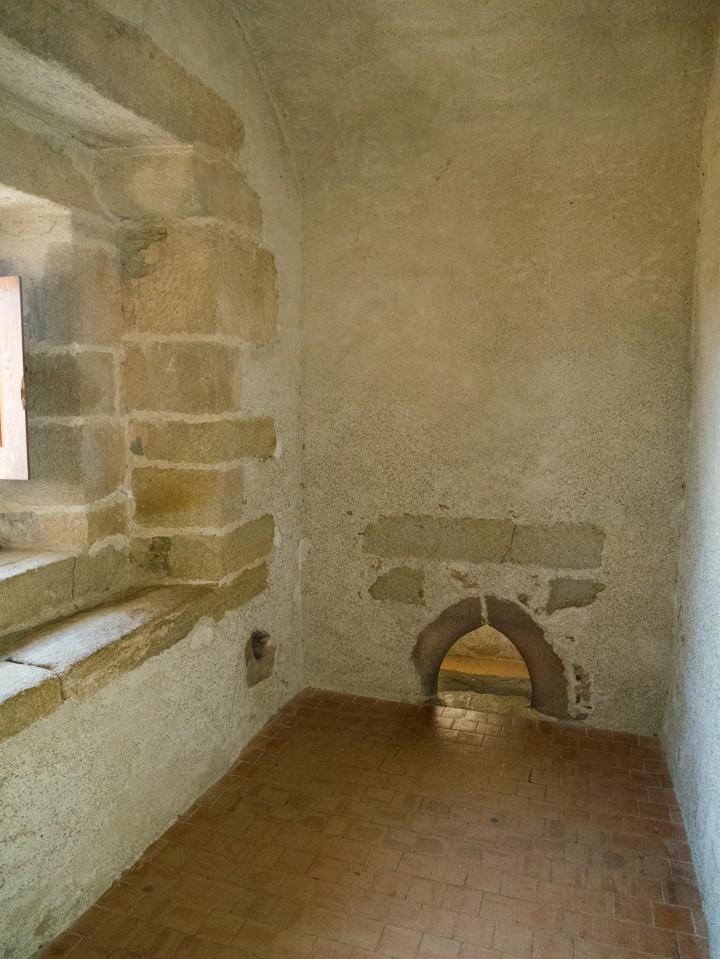 Suscinio - Brittany - France - the steam room