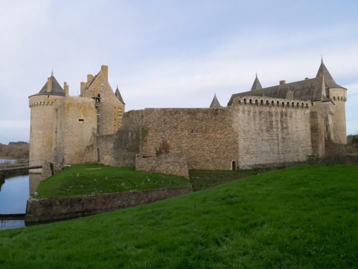 The Duke of Brittany favorite hunding castle Suscinio
