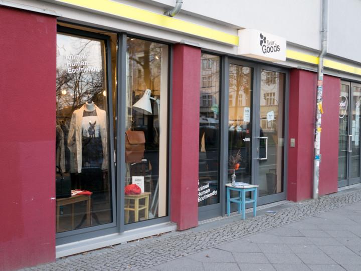 Dear Goods - Schivelbeiner Straße or Vegan Avenue - Berlin