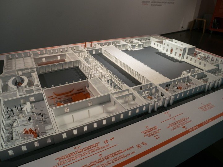 Inside the City Palace - Berlin - Germany