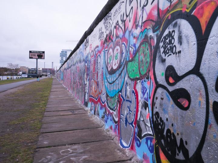 The Wall in Berlin, Germany - roadtripsaroundtheworld.com