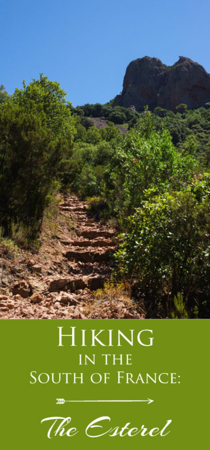 Hiking paradise in the South of France - the Massif de l'Esterel - Learn more on roadtripsaroundtheworld.com