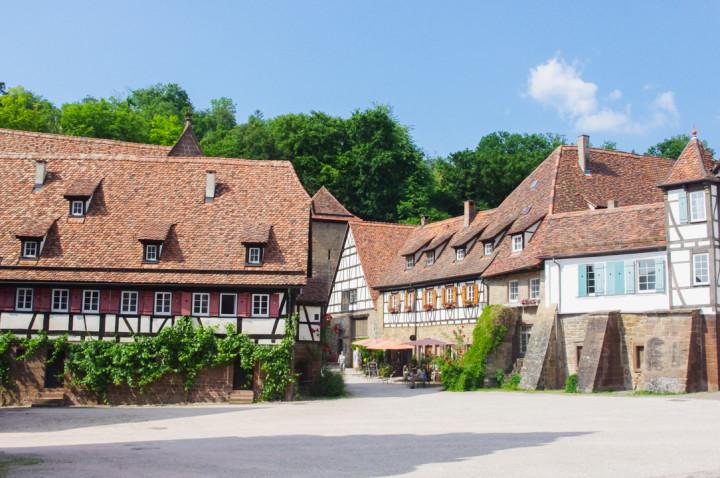 Maulbronn Monastery, Germany - Find out more on roadtripsaroundtheworld.com