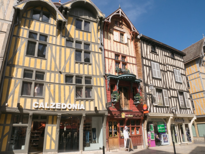 Strolling through Troyes, France - roadtripsaroundtheworld.com