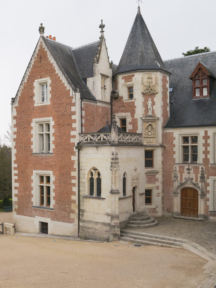 The Chateau of Clos Lucé, France - Find out more on roadtripsaroundtheworld.com