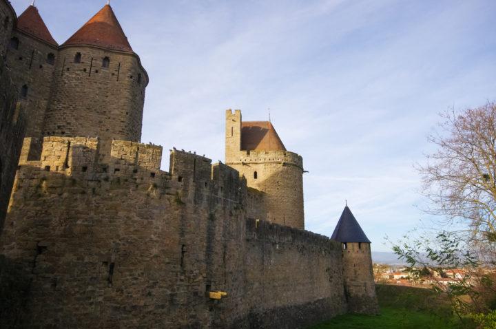 Carcassonne - learn more on roadtripsaroundtheworld.com