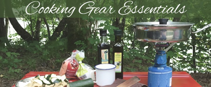 Going Camping? Here are the essential Cooking Gear you must have