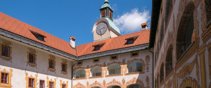 Visit of the Idrija Museum in Slovenia: 500 years of Mercury history