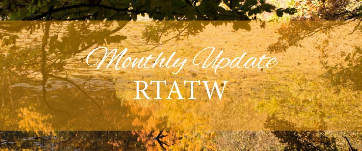 Blog update and news from RTatW!