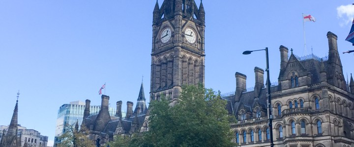 Manchester Town Hall isn't just a Town Hall…