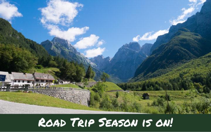 RTatW Blog Update: Road Trip season is on! Learn more on www.RoadTripsaroundtheWorld.com