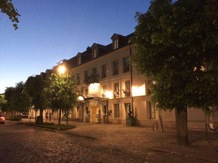 Auberge du Jeu de Paume, Chantilly, France - www.RoadtripsaroundtheWorld.com