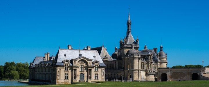 Visit of the Chateau de Chantilly