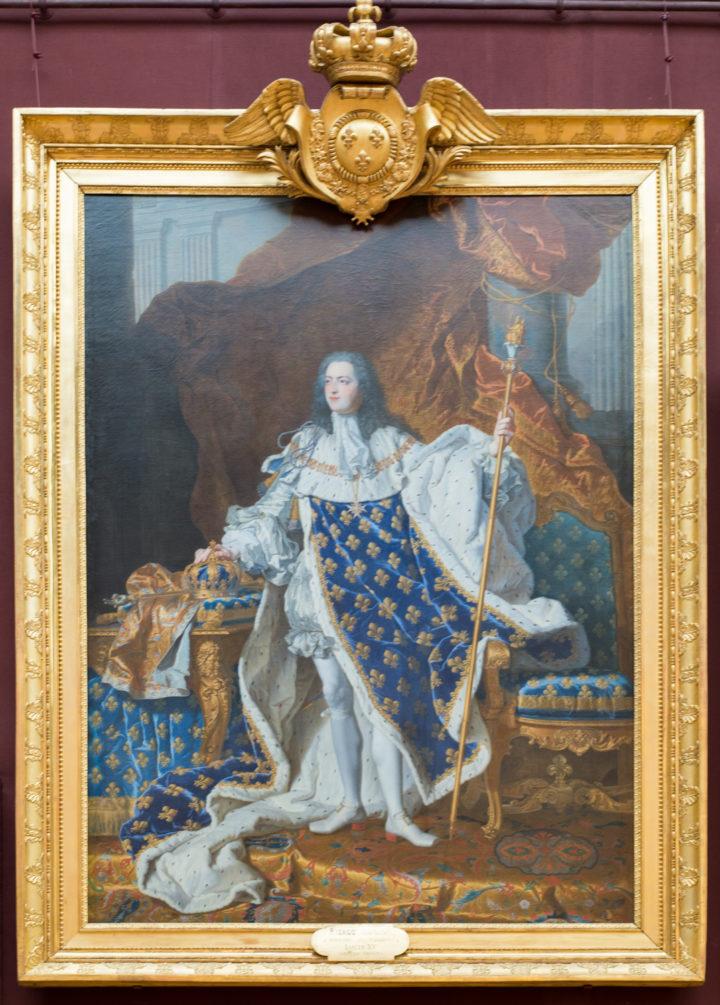 Louis XV - Chateau de Chantilly, France - www.RoadtripsaroundtheWorld.com