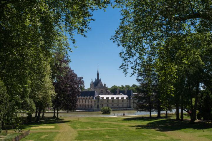 The Garden of Chateau de Chantilly, France - www.RoadtripsaroundtheWorld.com