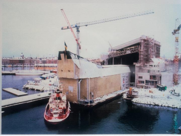 How the Vasa Ship was put into the Vasa Museum - Stockholm, Sweden - www.RoadTripsaroundtheWorld.com