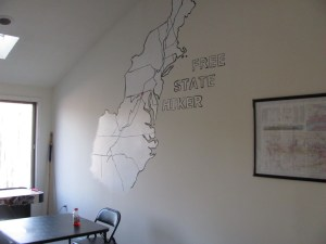 AT Section Hike - Free State Hiker Hostel