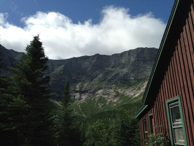 Climbing Mt. Katahdin: Chimney Pond Trail in Baxter State Park