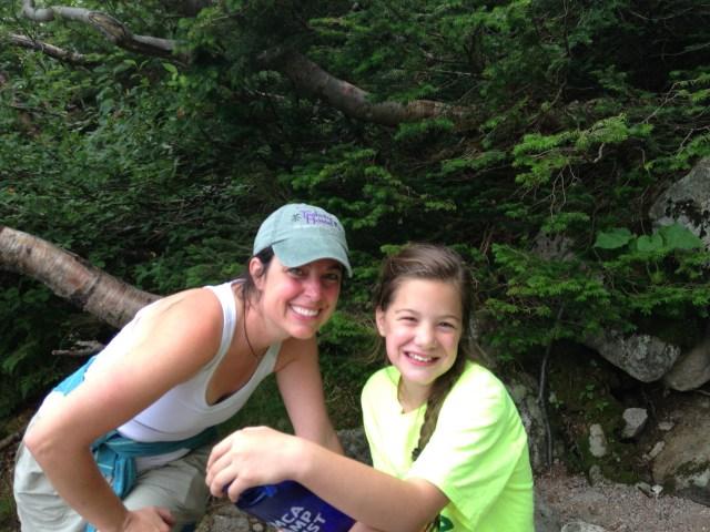 Climbing Mt. Katahdin: Saddle Trail in Baxter State Park