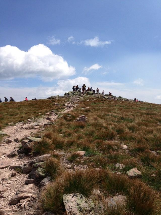 Climbing Mt Katahdin: Saddle Trail in Baxter State Park