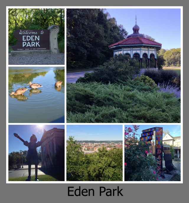 30 Days of Trails in Cincinnati: Eden park