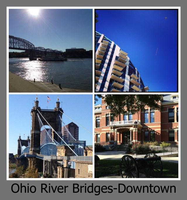 30 Days of Trails in Cincinnati: Downtown