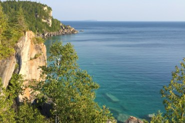 Bruce Trail to Stormhaven in Bruce Peninsula National Park