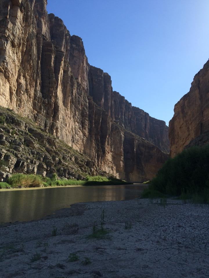 Santa Elena Canyon Best Short Hikes Big Bend
