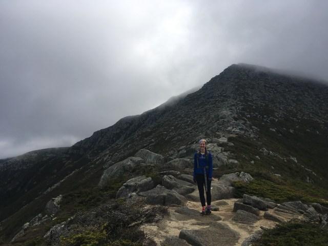 Hunt Trail to Katahdin