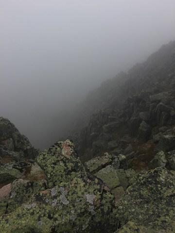 Hunt Trail Katahdin
