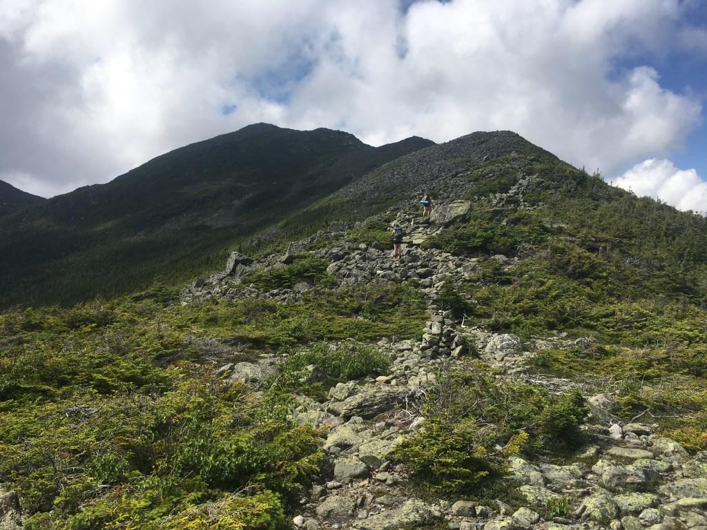 Hiking the Whites