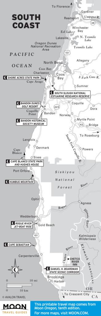 Pacific Coast Route Oregon ROAD TRIP USA