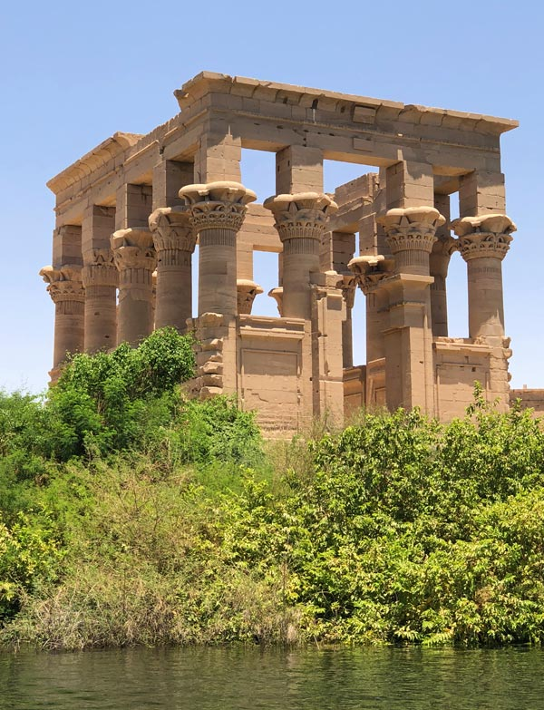 The Island Temple of Philae in Aswan. Egypt - Road Unraveled
